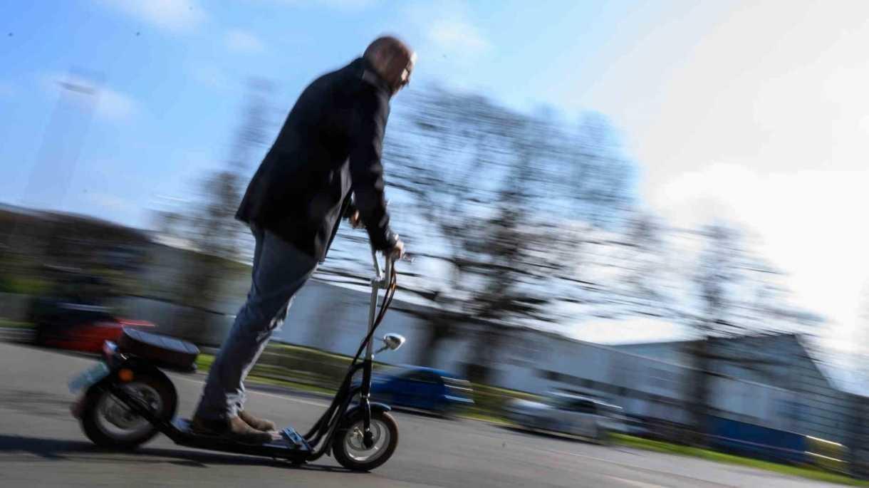 E-Scooter: Mehrheit in Deutschland skeptisch