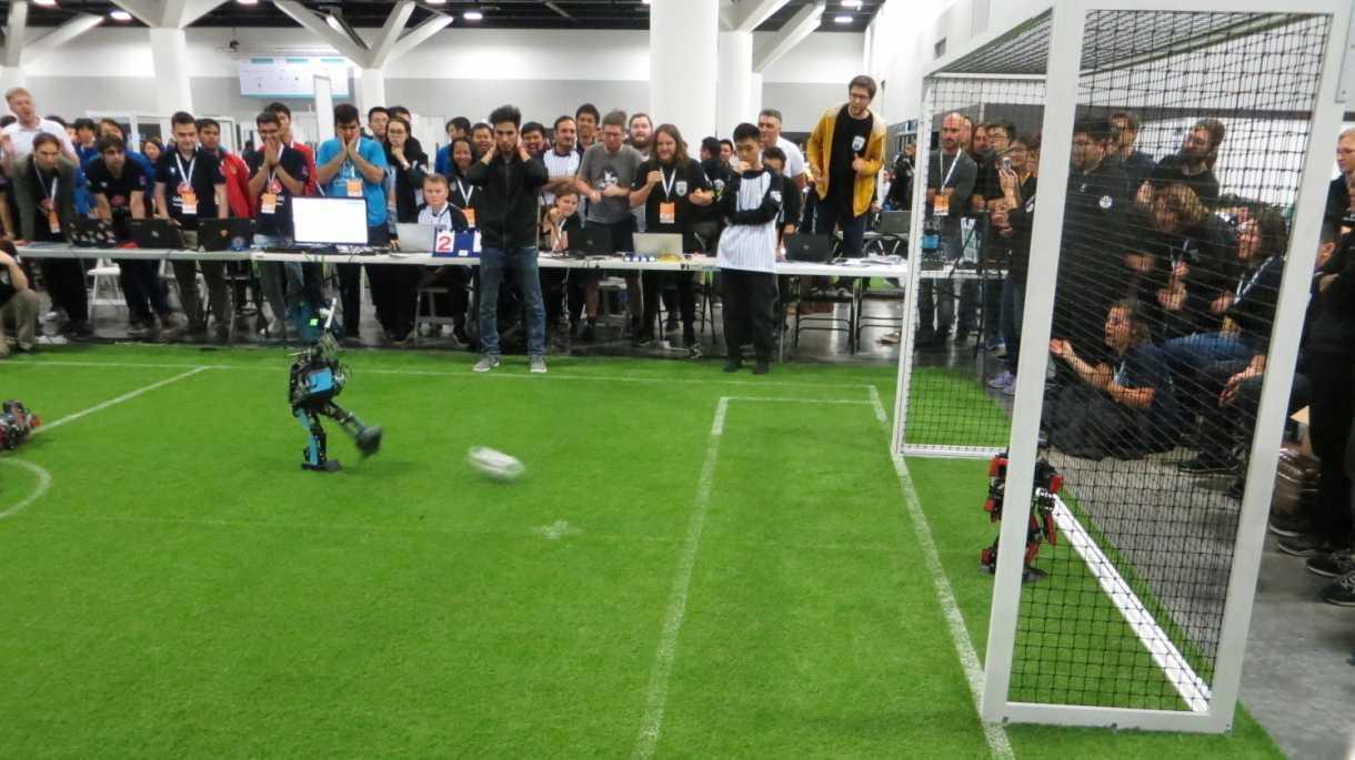 RoboCup-WM: Mehrere Titelgewinne für Teams aus Deutschland