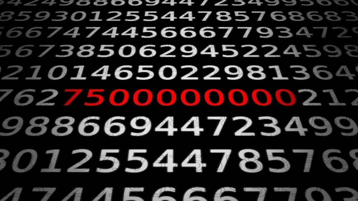 Zahlen, bitte! Ein 7,5 Milliarden Lichtjahre entfernter augenscheinlicher Gammablitz