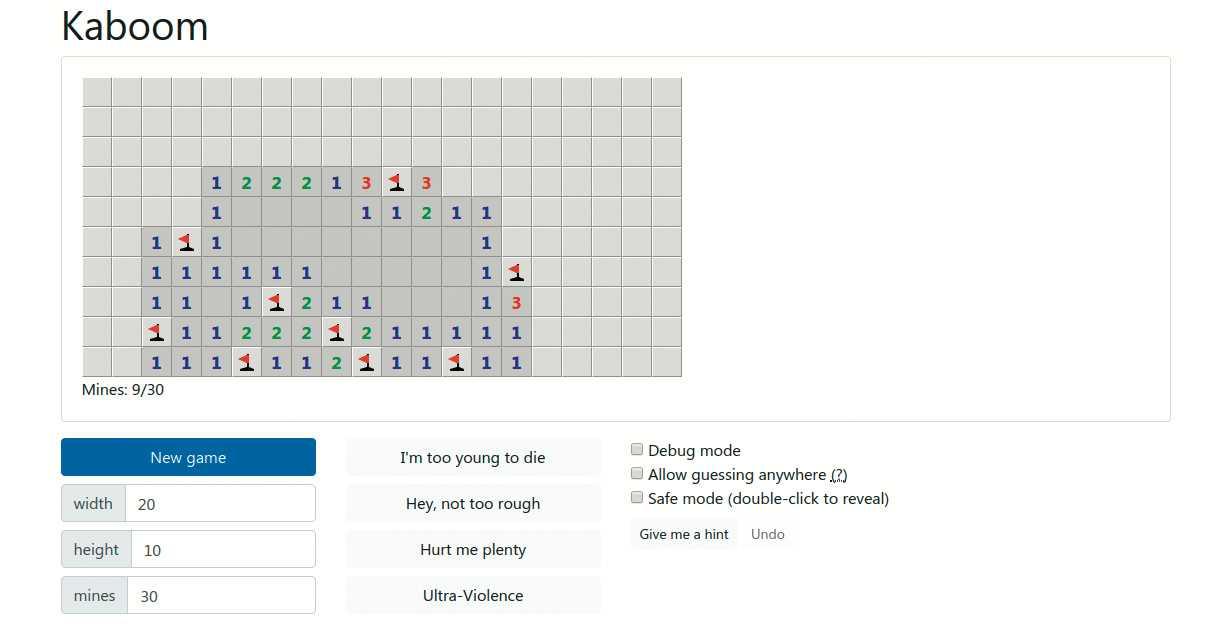 Web-Tipps: Hart aber faire Minesweeper-Variante, FAQ fürs Finanzwesen