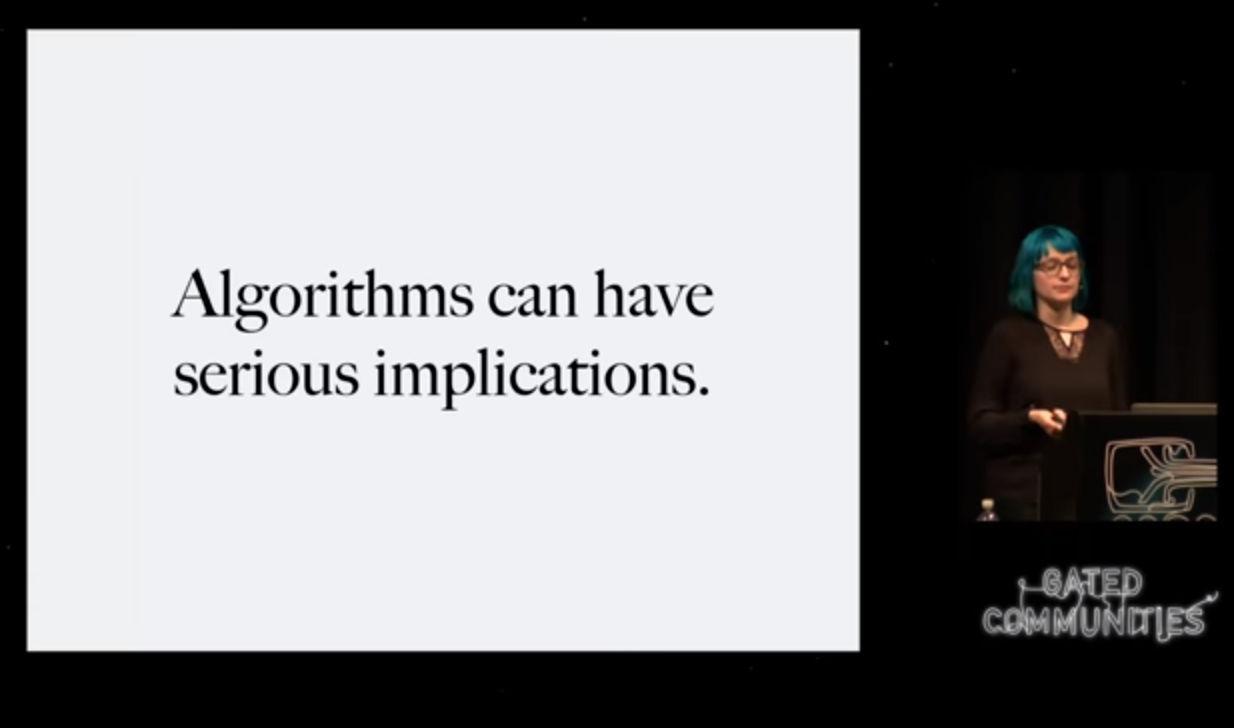32C3: Wenn Algorithmen entscheiden und töten