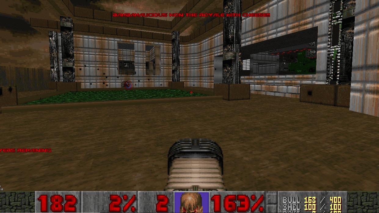 DooM Royale (with Cheese): Mod macht Doom 2 zum PUBG-Klon
