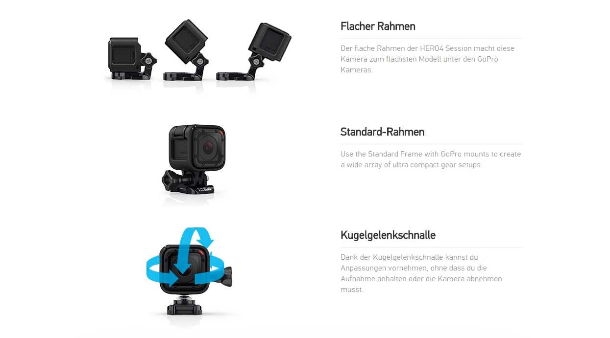 Hero4 Session Wasserdichter Action Cam Wrfel Von Gopro Heise Online Ultra Compact Devices Parallel Flash