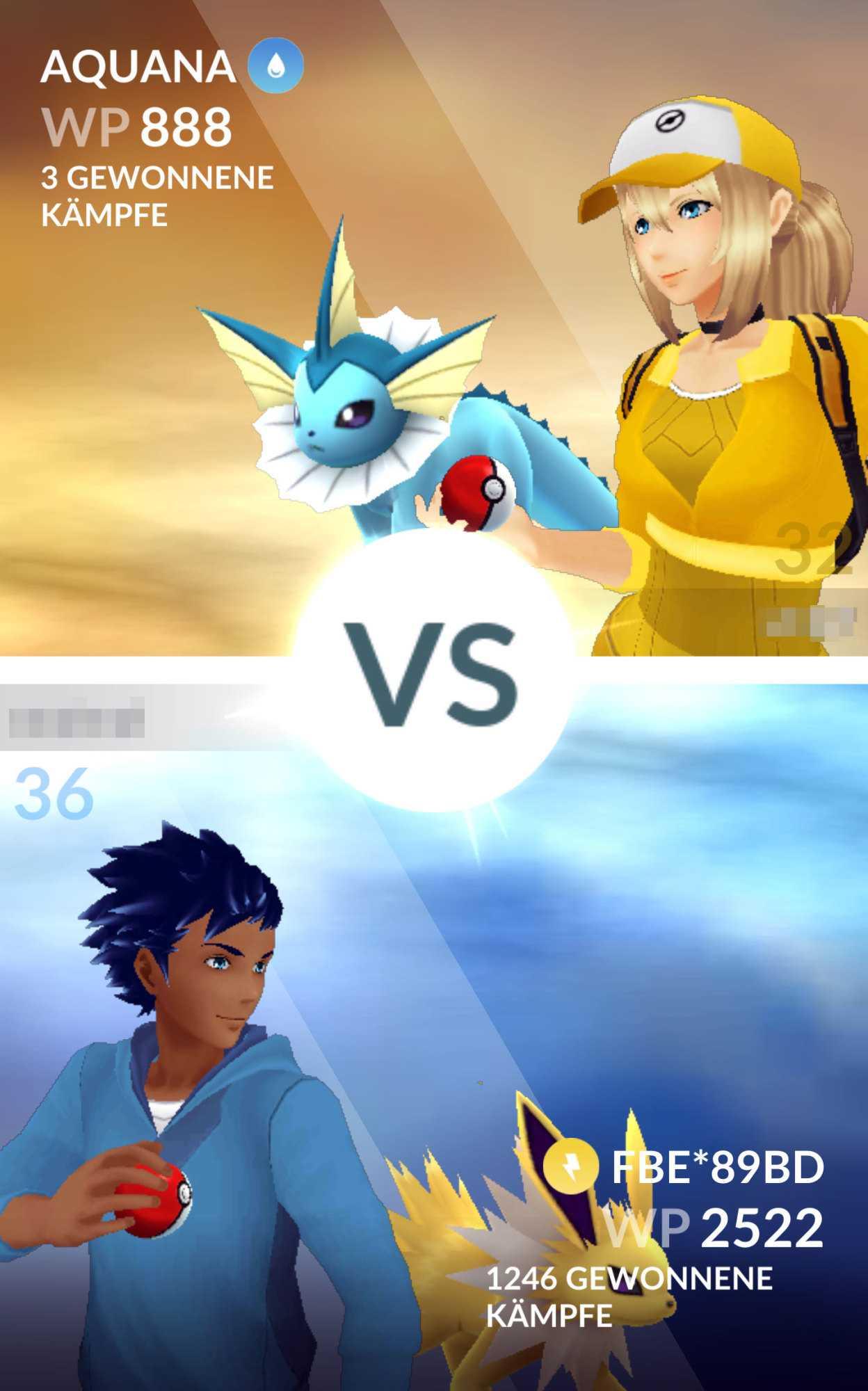 Pokémon Go 24 Stunden Mit Dem Neuen Arena System Heise Online