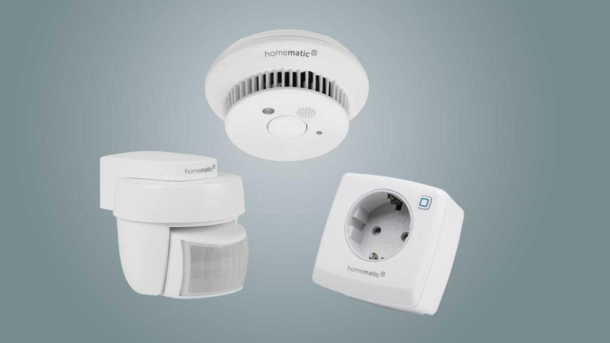 Homematic IP: Smart-Home-System jetzt mit neuen Geräten