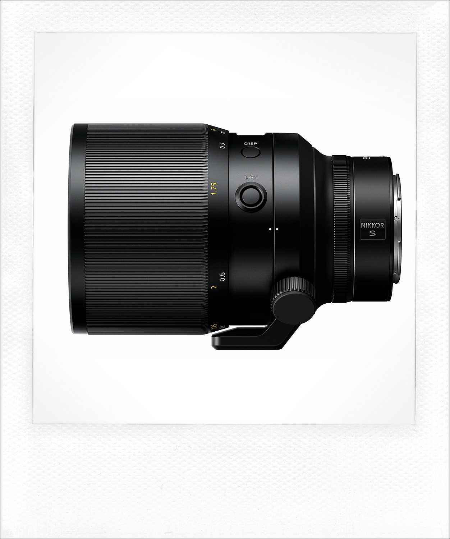 Nikon Z - bald mit f/0.65?