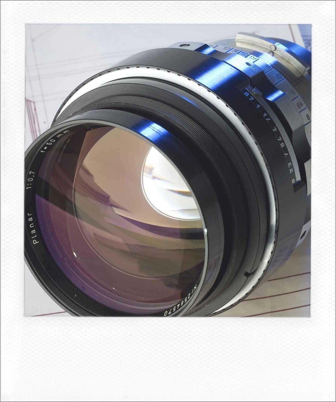 Weltrekord: Zeiss Planar 0,7/50 mm