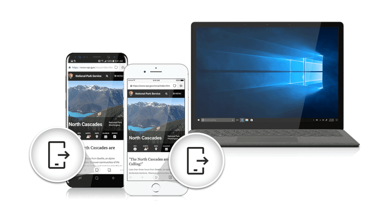 Microsoft Edge Preview für iOS und Android
