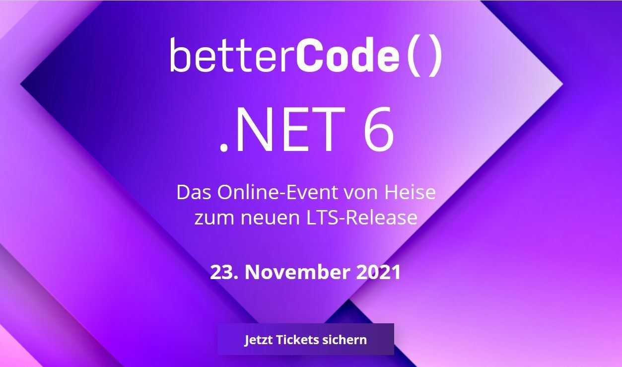 NET 20 Preview 20 bringt aktualisierte Templates und APIs   heise ...