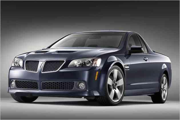 Pontiac G8 ST: Öffentlicher Namenswettbewerb für neuen ...