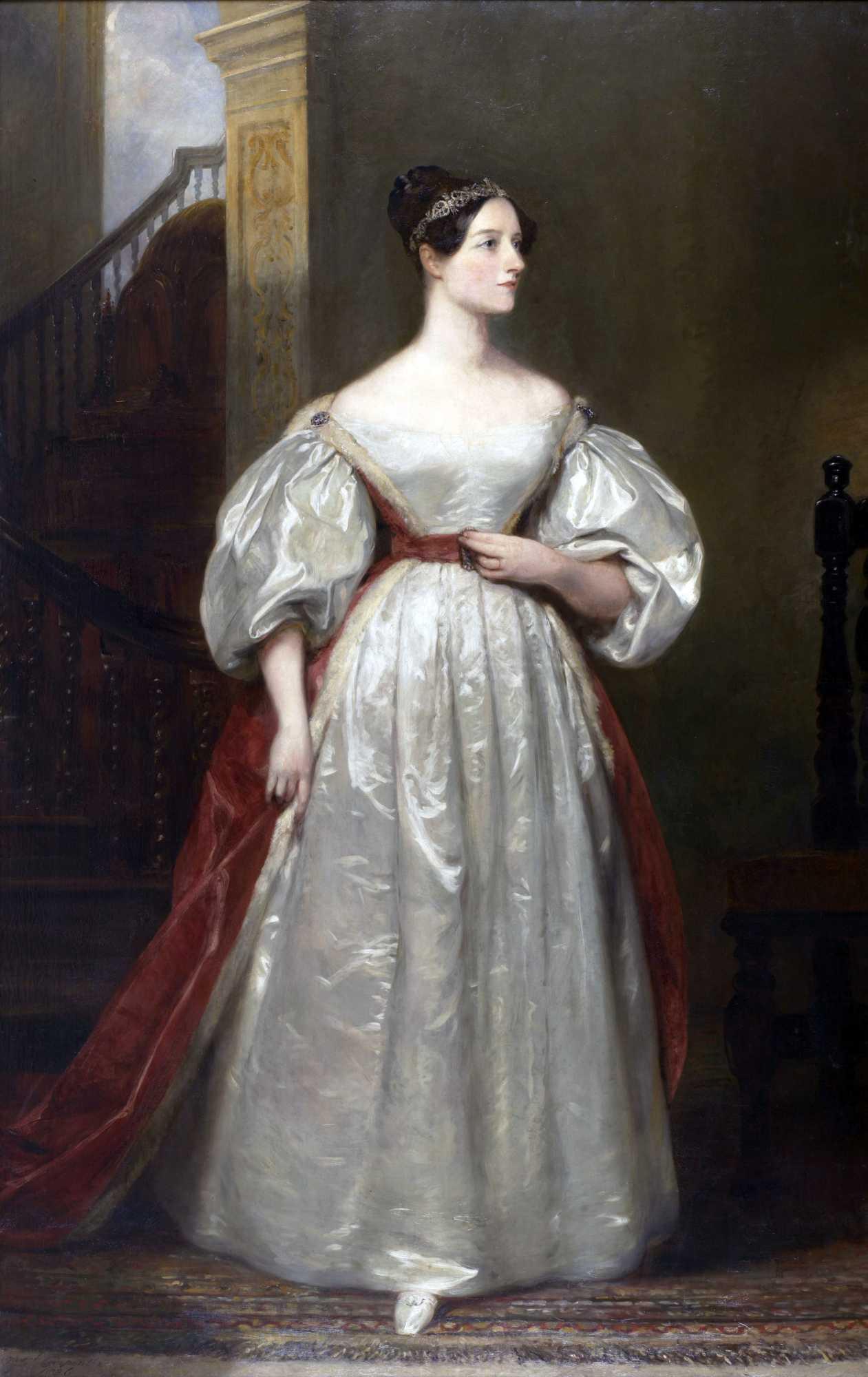 Ada Lovelace 1836