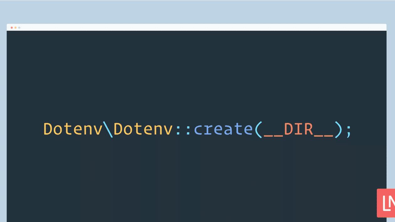 PHP dotenv 3.0 für Laravel 5.8 vorgestellt