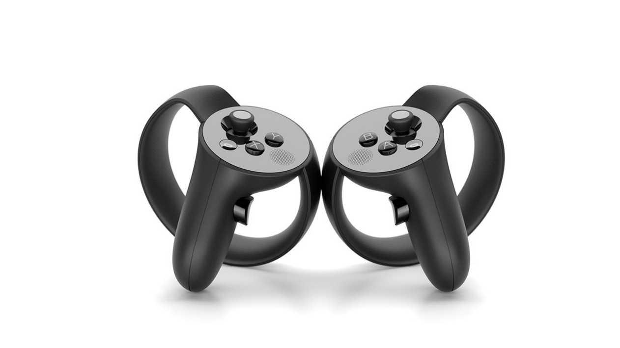 Den Touch-Controller für die Oculus Rift gibt es wohl erst in November.