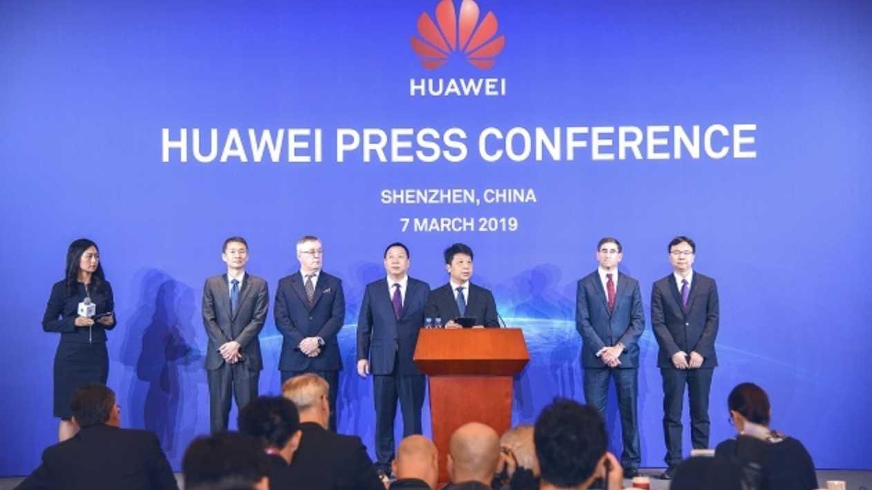 Huawei verklagt US-Regierung wegen Spionagevorwürfen