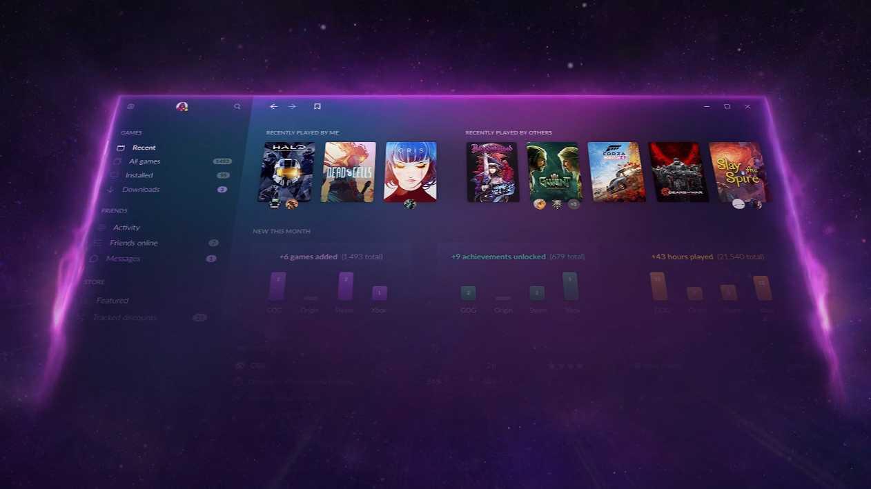 GOG Galaxy 2.0 soll alle Spiele-Plattformen integrieren