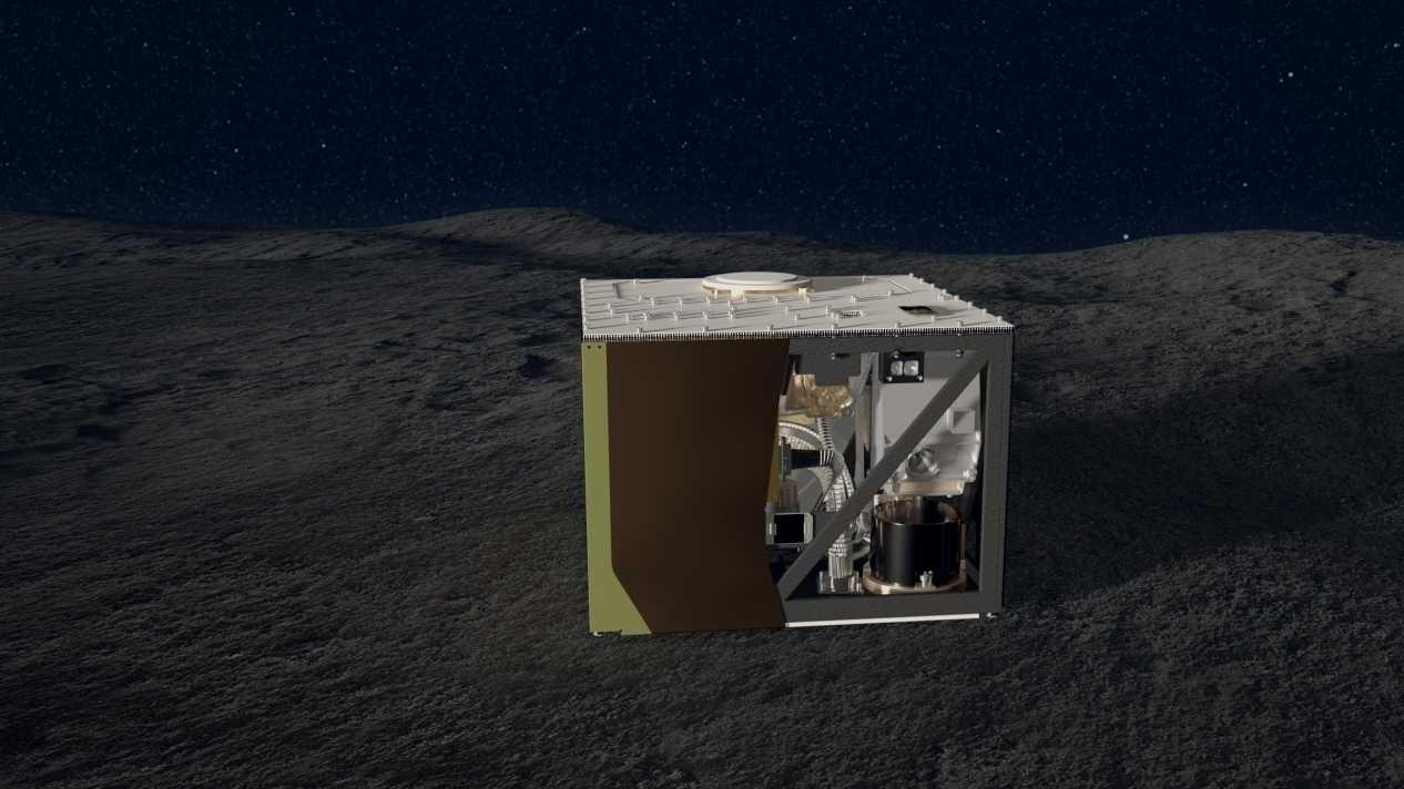 DLR-Mission Mascot: Asteroid Ryugu könnte Erde gefährlich werde