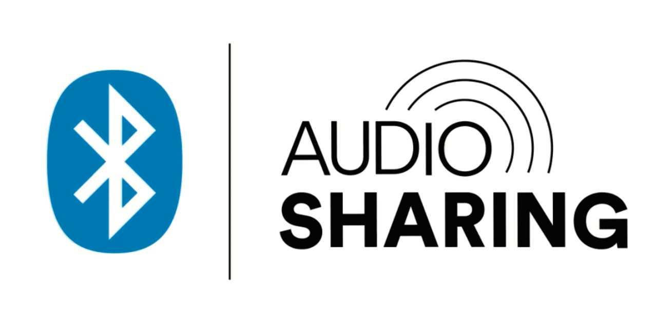 Die Bluetooth SIG hat bereits ein Logo für Bluetooth Audio Sharing kreiert, das sowohl auf Kopfhörern und Hörgeräten als auch auf Fernsehern und in Veranstaltungsstätten genutzt werden soll.