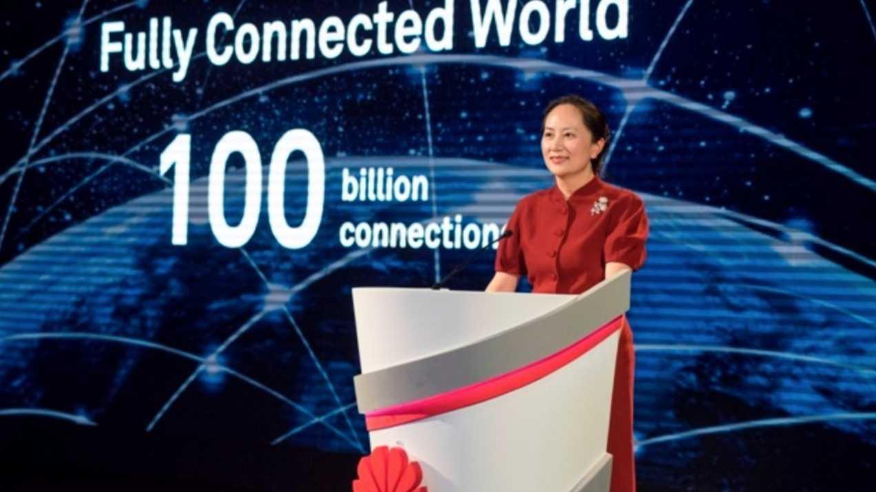China sieht Menschenrechte von Huawei-Finanzchefin verletzt