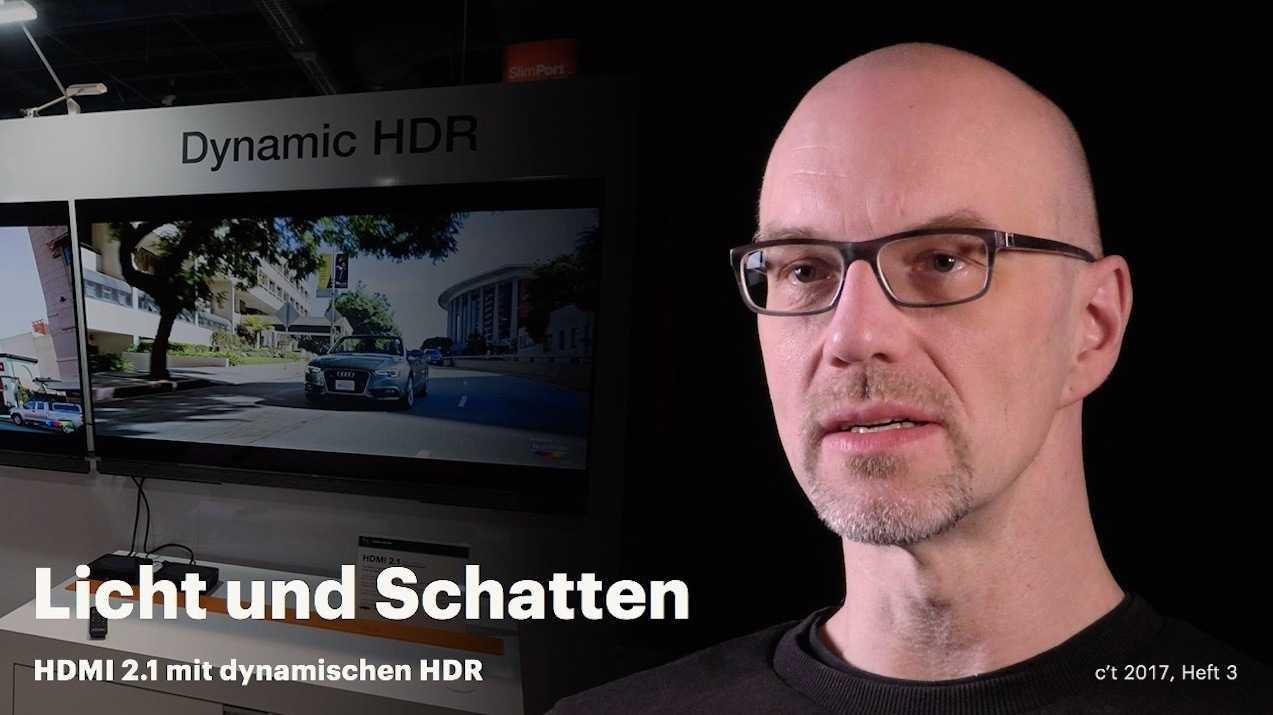 nachgehakt: HDMI 2.1 mit dynamischem HDR