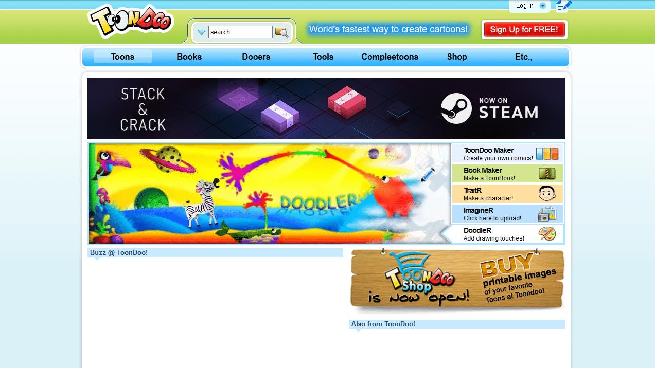 Datenleck Online-Comic-Editor ToonDoo: 6 Millionen Nutzerdatensätze kopiert