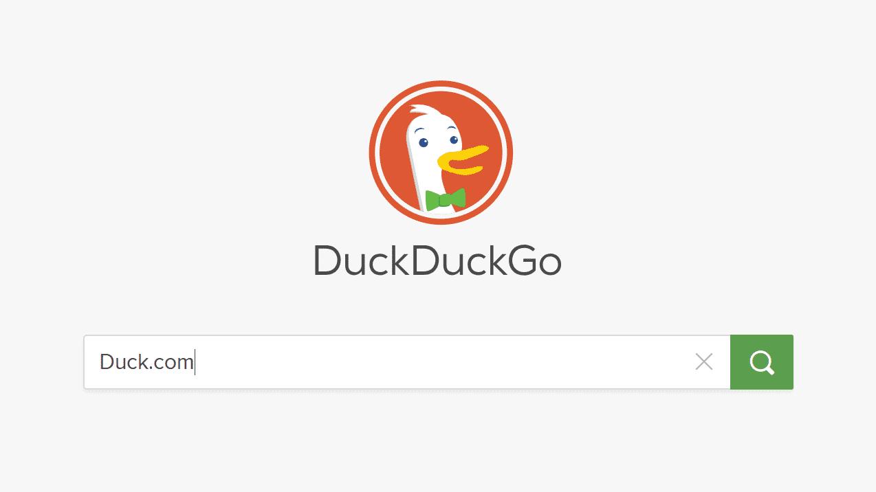 DuckDuckGo bekommt Duck.com von Google