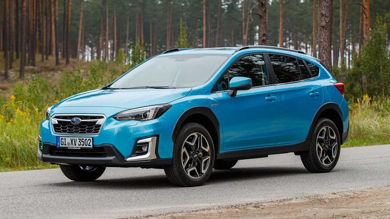 Fahrbericht Subaru XV e-Boxer