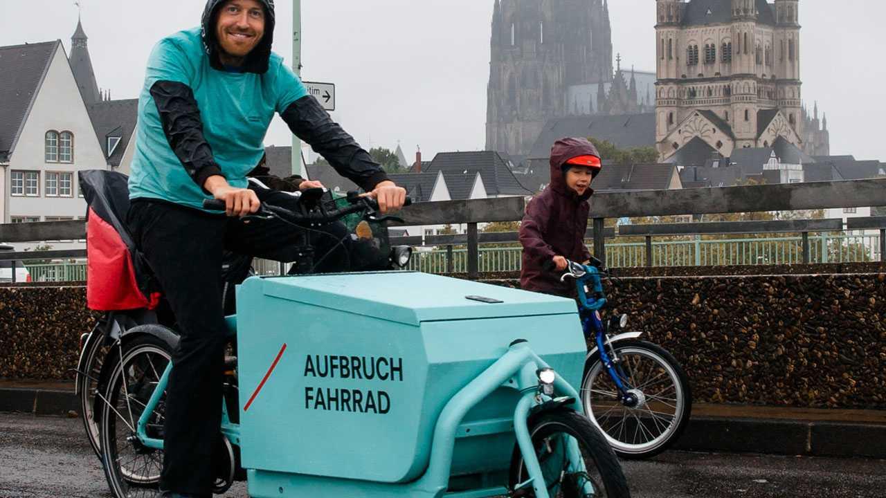 "Volksinitiative ""Aufbruch Fahrrad"""
