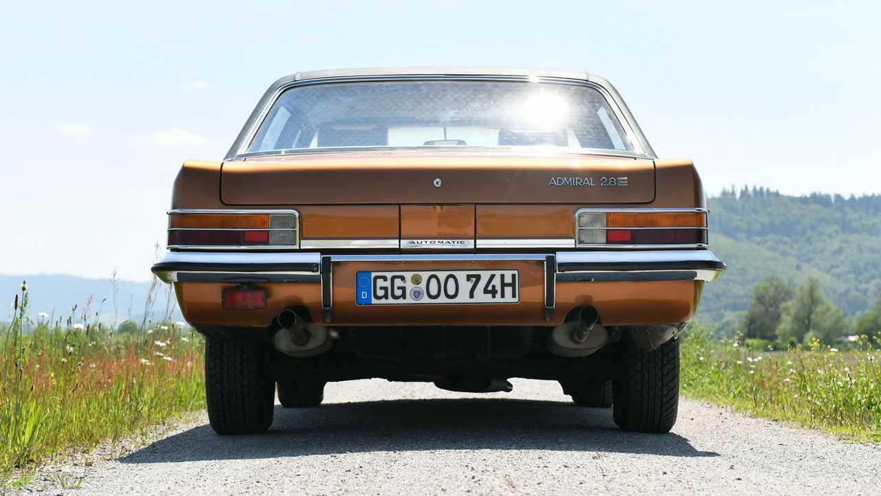 Opel Admiral B 2.8 E