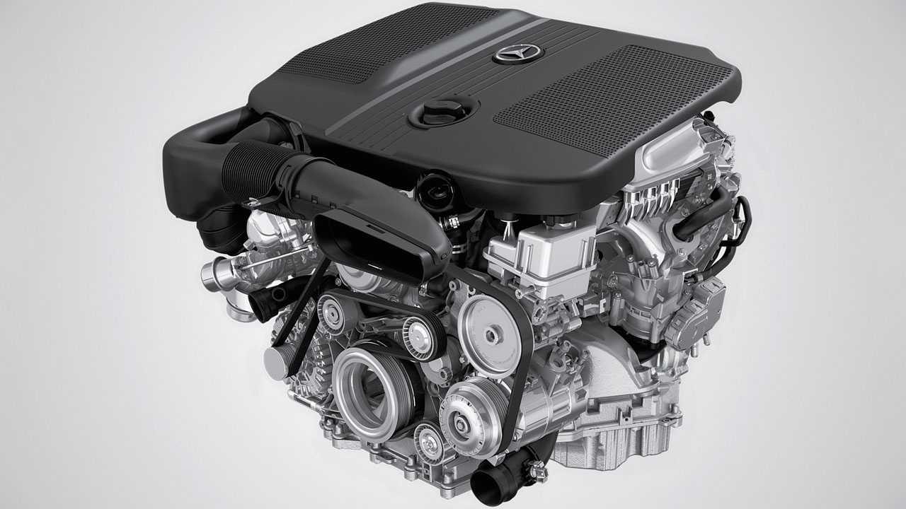 Mercedes OM651