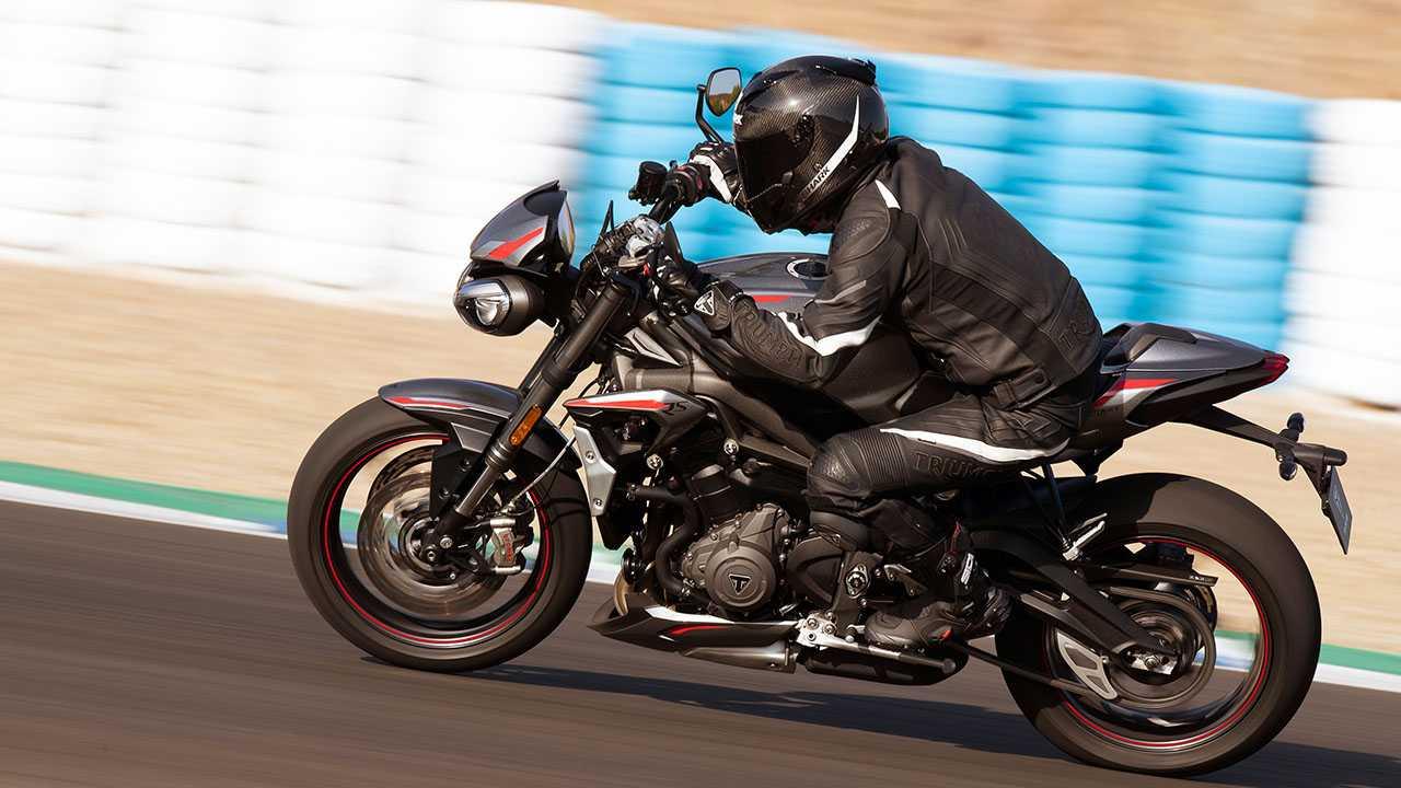 Vorstellung Triumph Street Triple RS