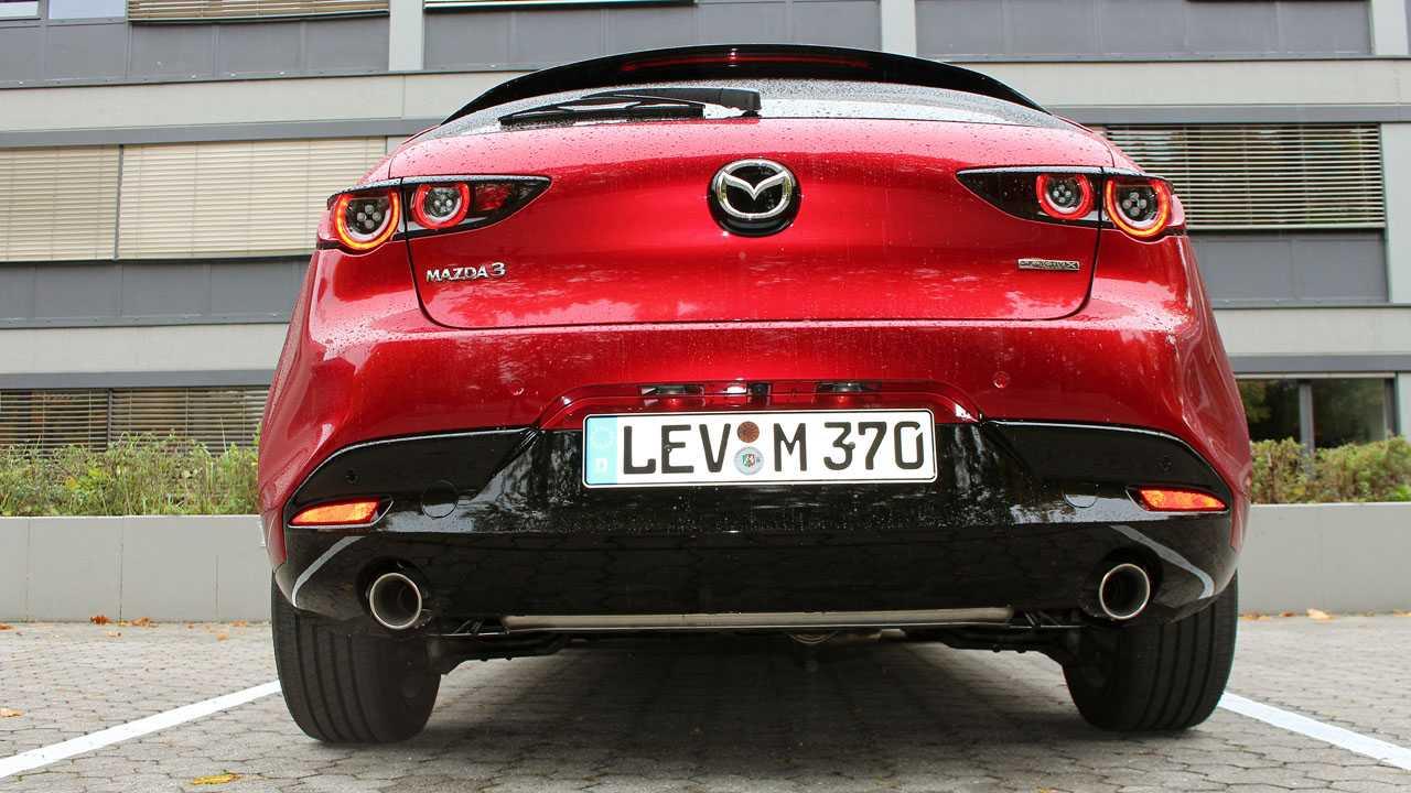 Mazda3 Skyactiv-X 2.0 M Hybrid