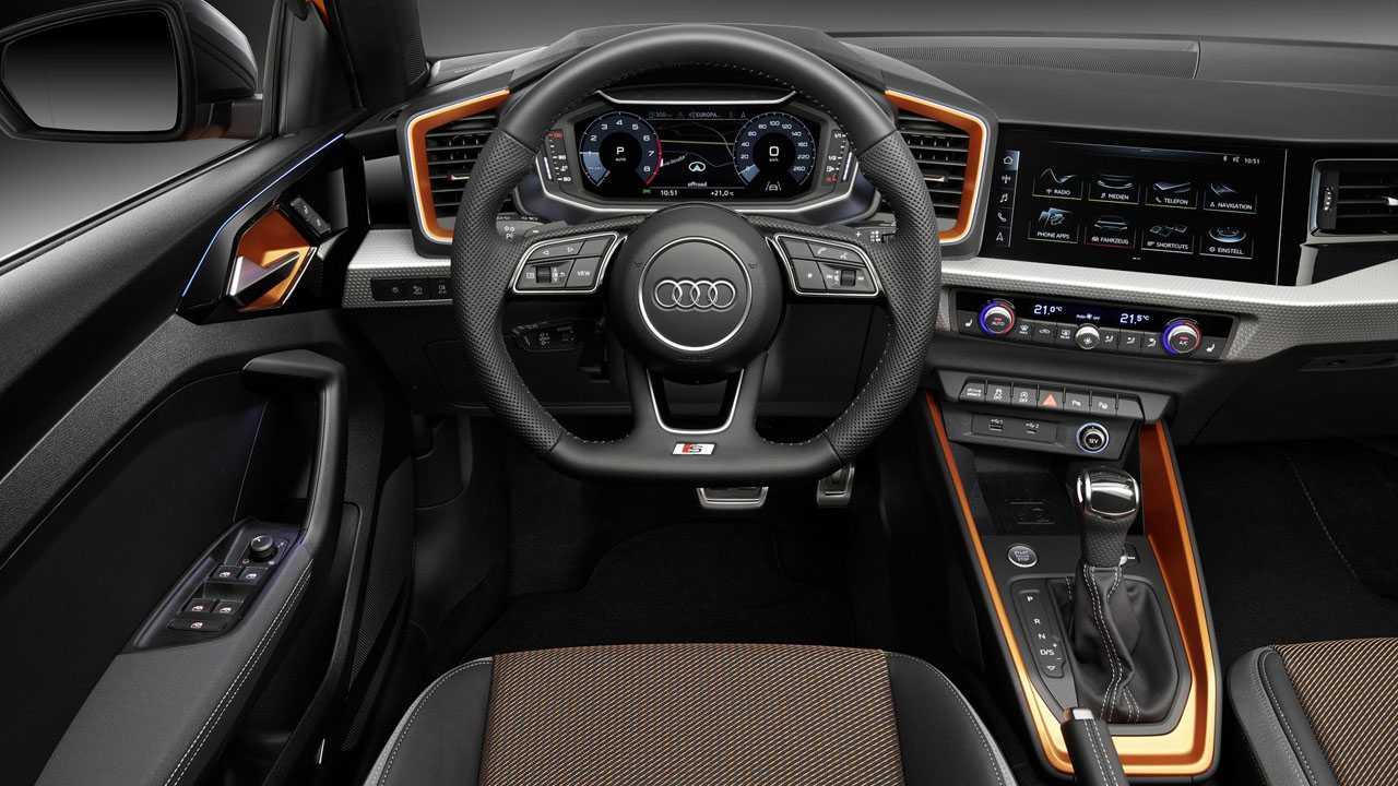 Fahrbericht Audi A1 City Carver 30 TFSI