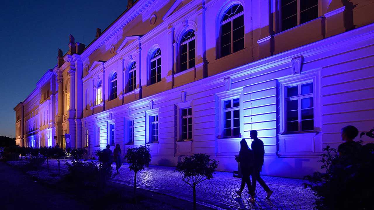 Hauptgebäude der Leopoldina