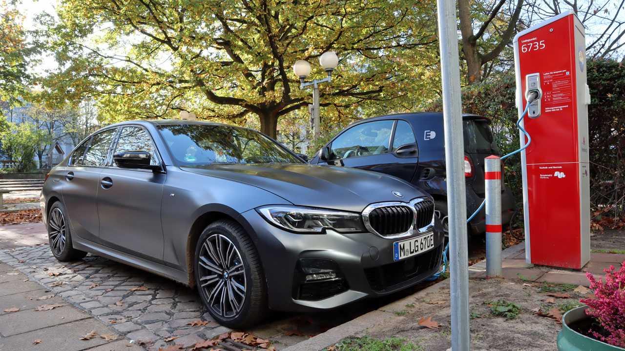 Fahrbericht BMW 330e