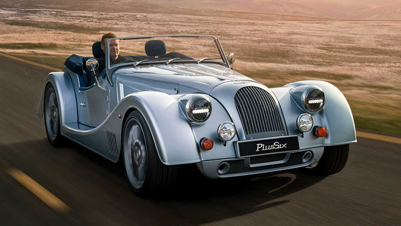 Neuvorstellung Morgan Six