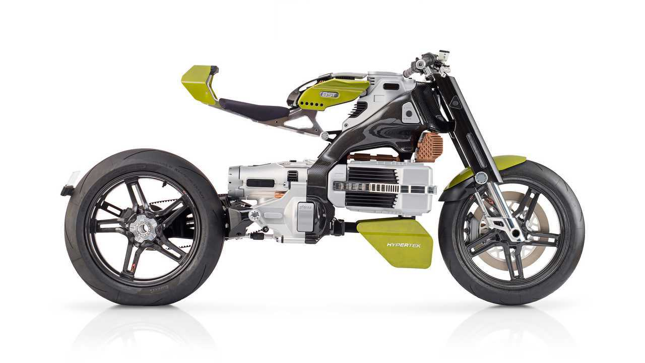 Elektromotorräder auf der EICMA 2019