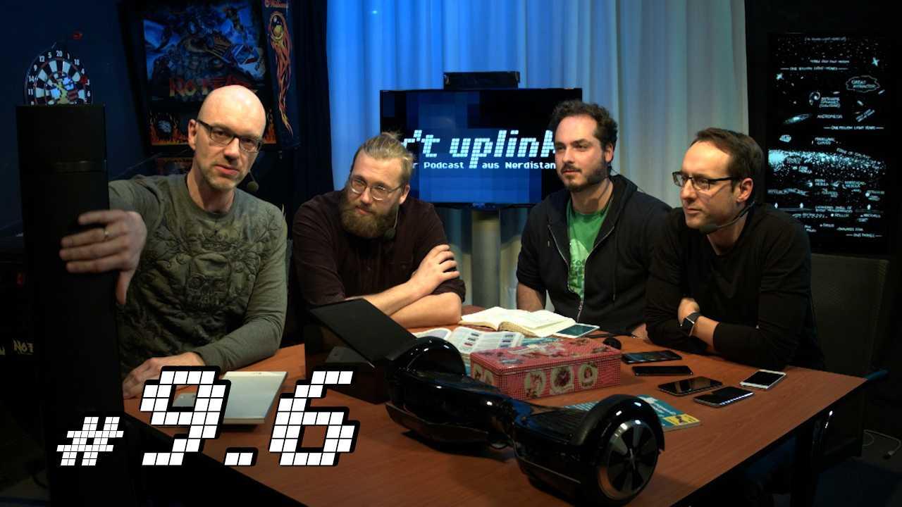 "c't uplink 9.6: High-End-Smartphones, Dolby Atmos, ""Hoverboard"""