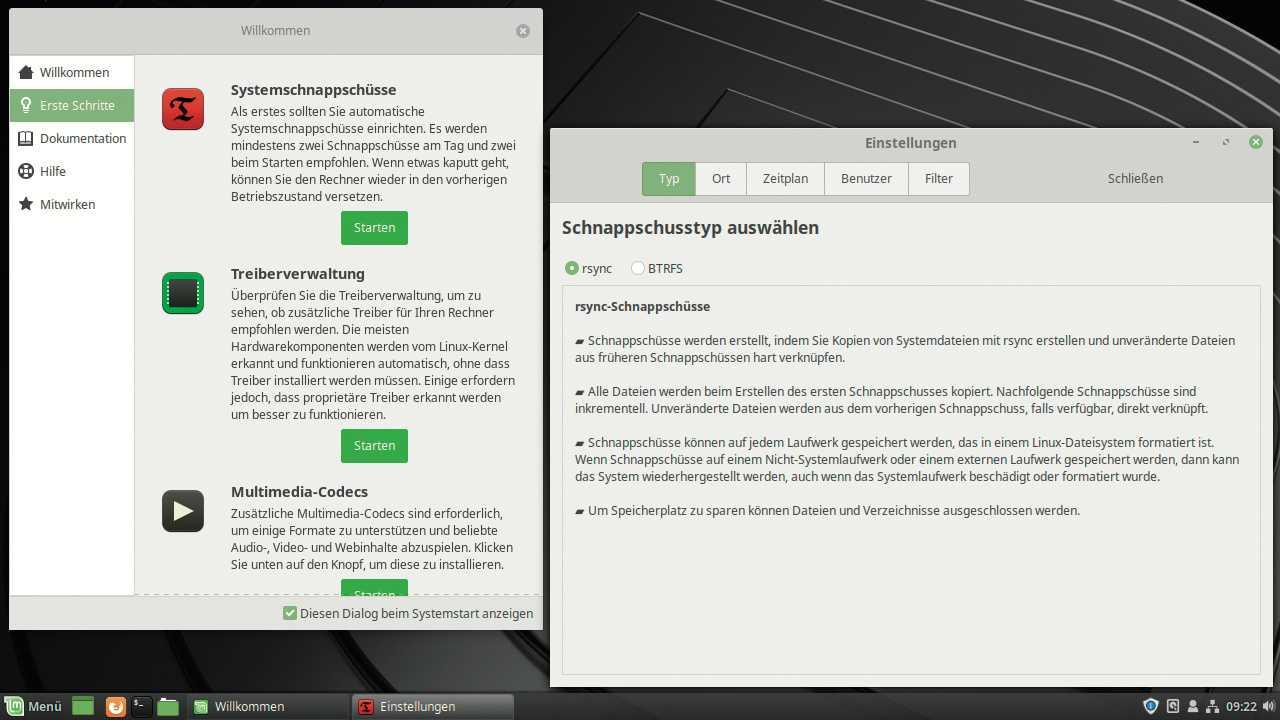 """Linux Mint 19 """"Tara"""": Frischer Ubuntu-Unterbau und Snapshot-Funktion"""