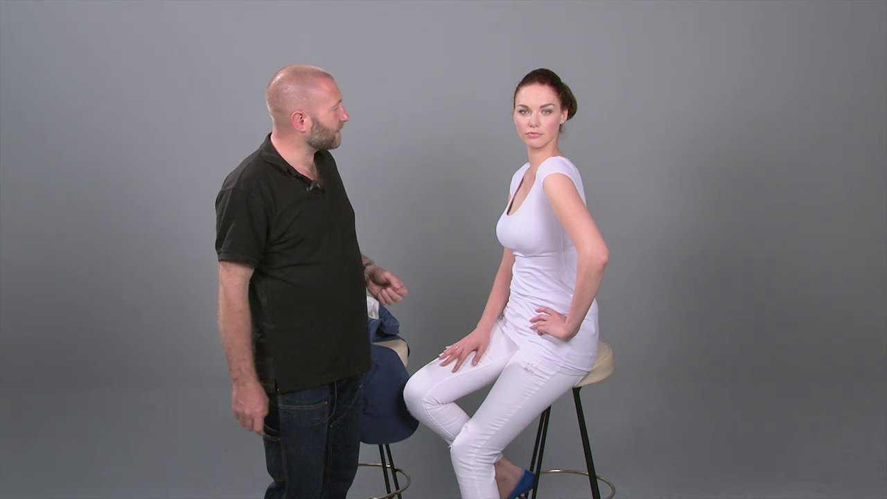 Porträtfotografie: Die richtige Pose finden