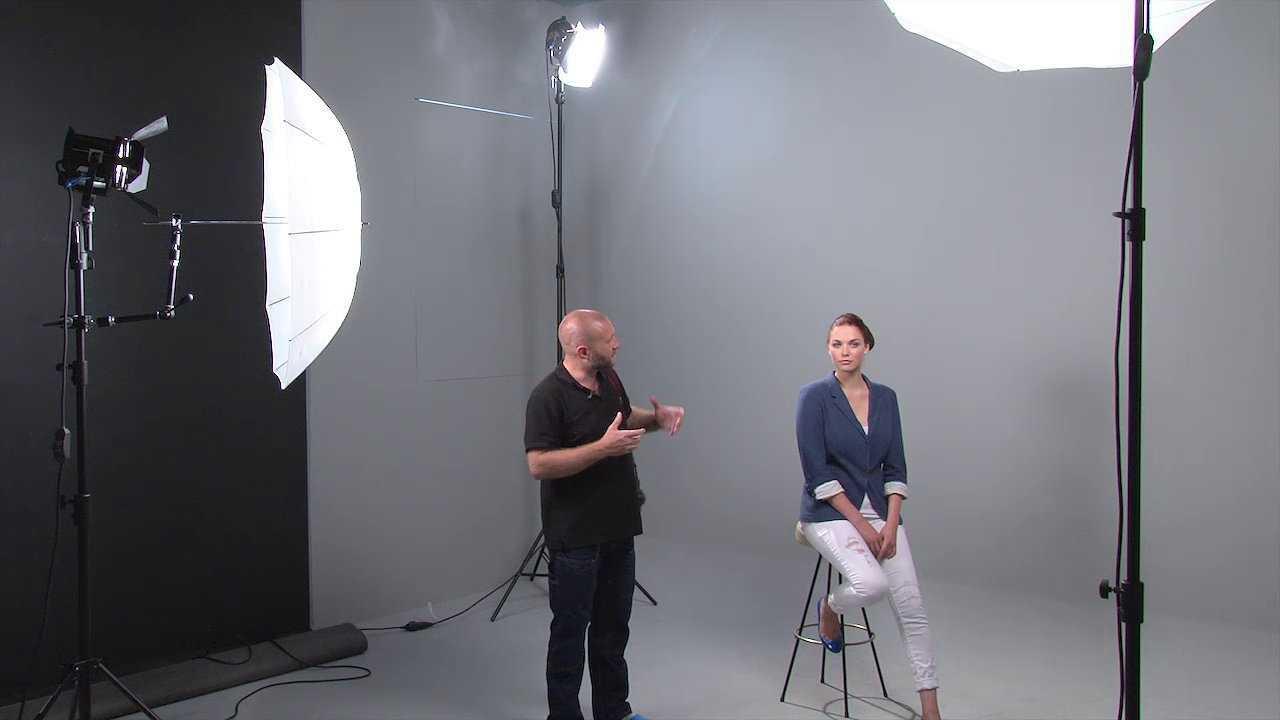 Porträtfotografie: Dauerlicht im Studio
