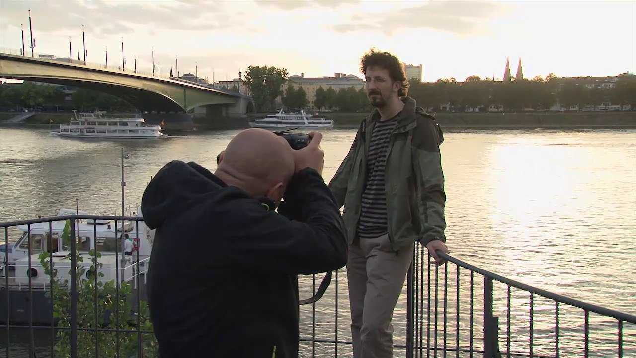 Porträtfotografie: Porträts im Gegenlicht