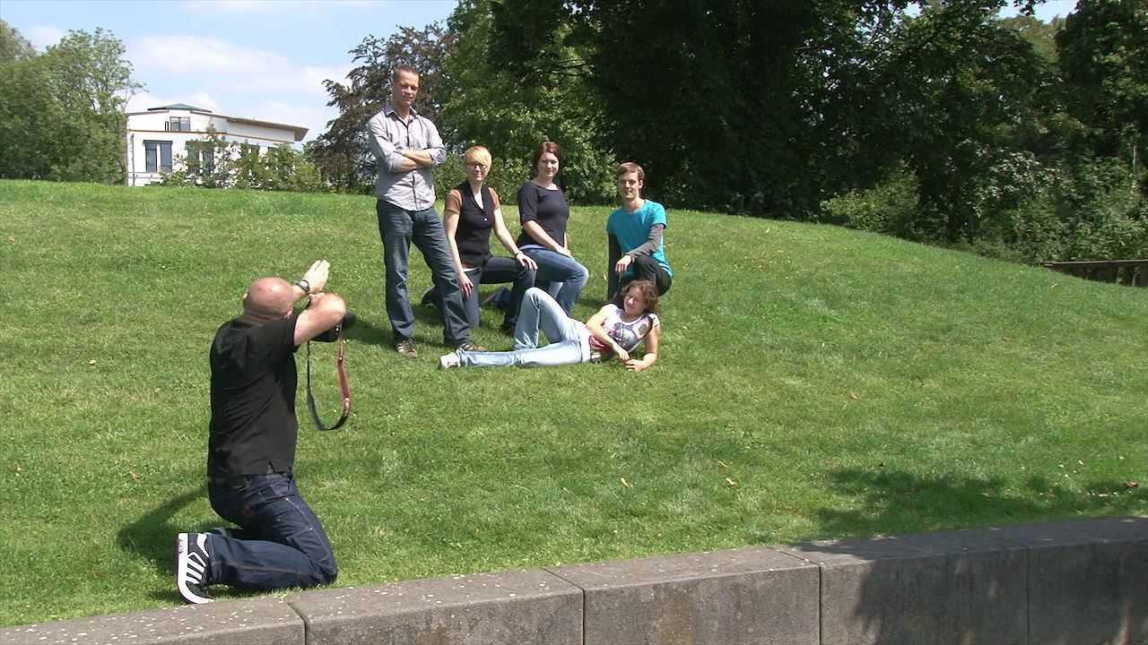 Porträtfotografie: So gelingen Gruppenbilder