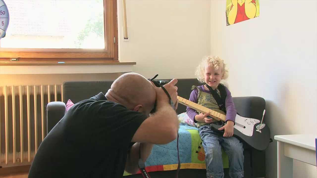 Porträtfotografie: Kinder mit der Kamera begleiten