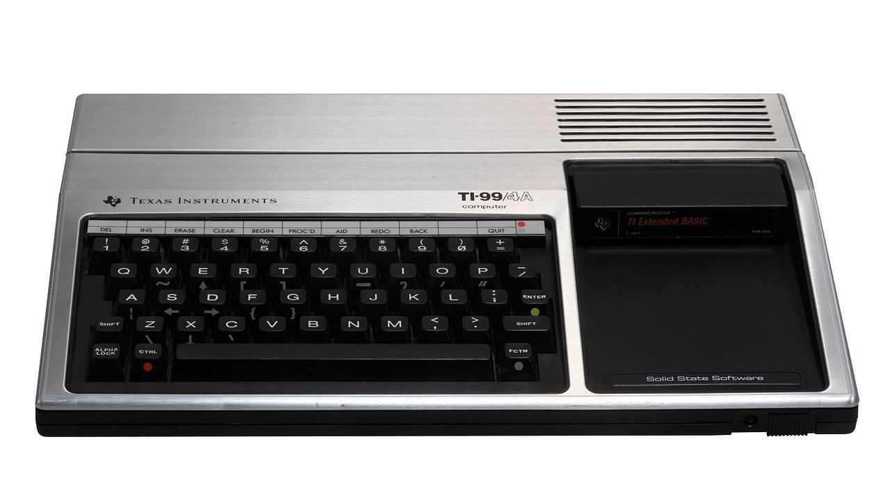 Retro Computing: Webbrowser für den TI-99/4A