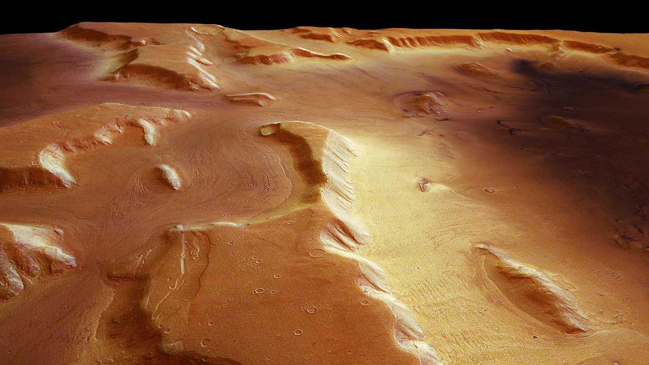 Curiosity findet Hinweise auf flüssiges Wasser auf dem Mars