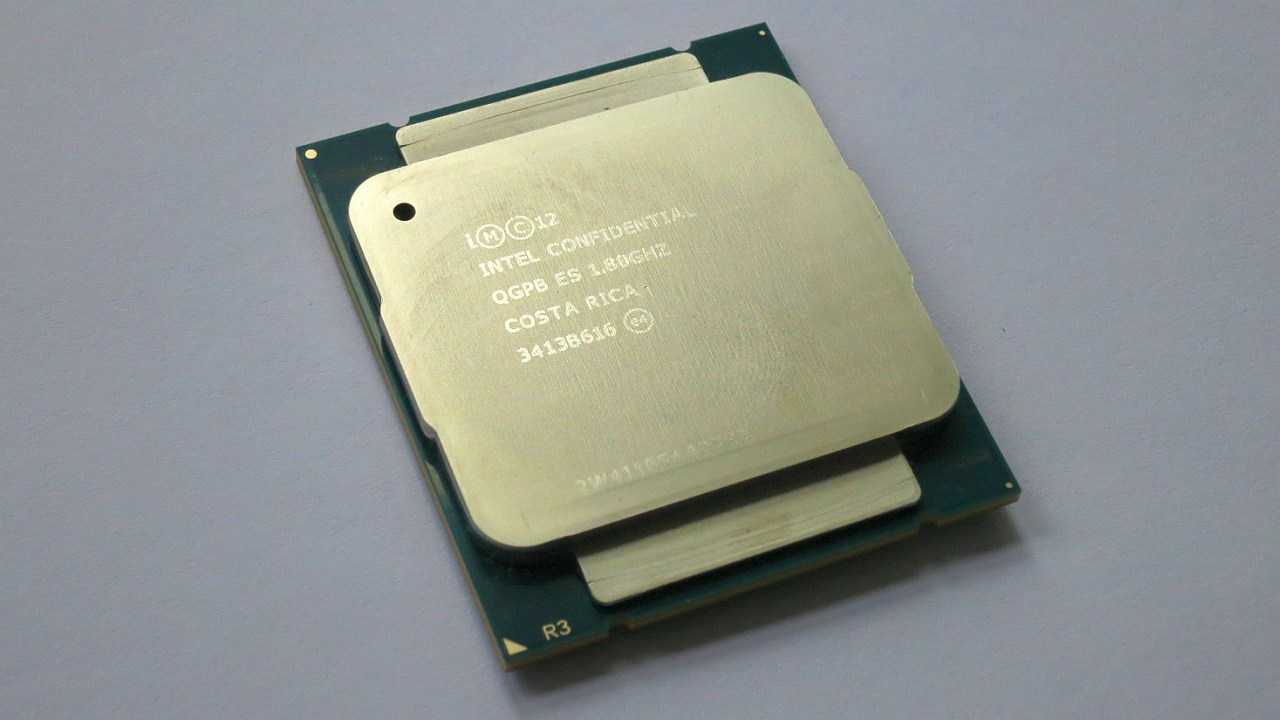 Xeon E5-2600 v3 Haswell-EP
