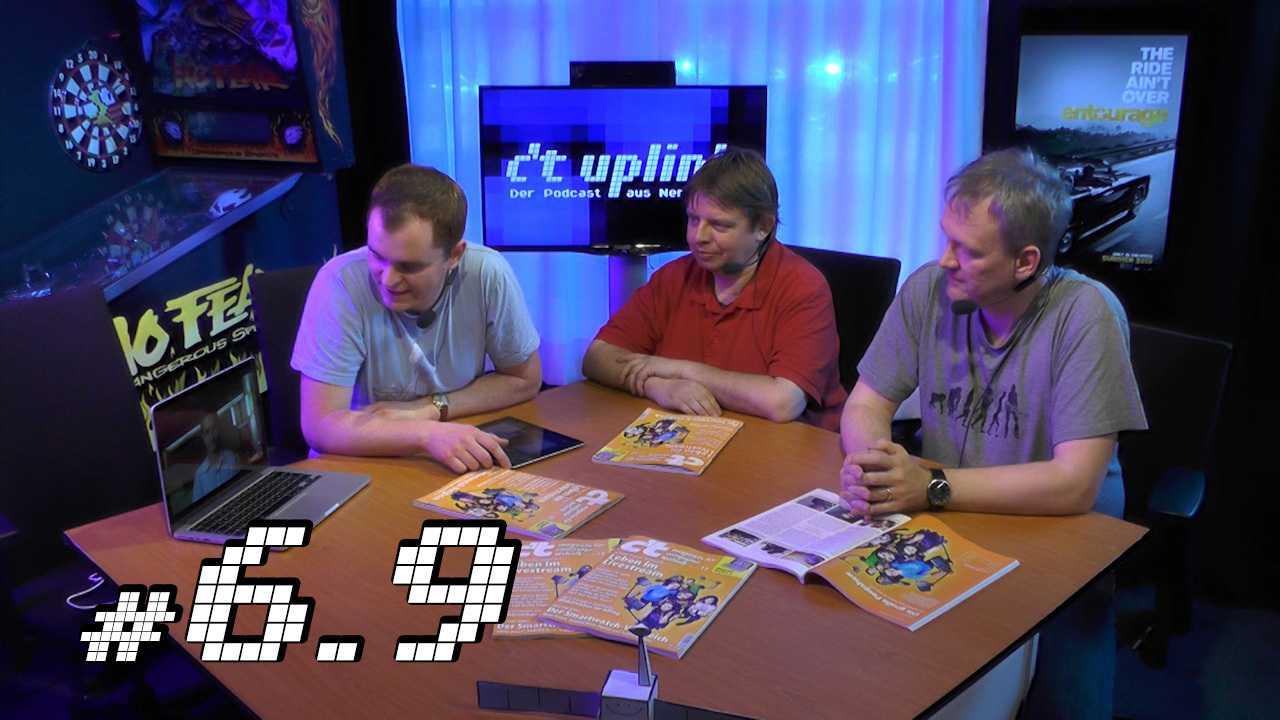 c't uplink 6.9
