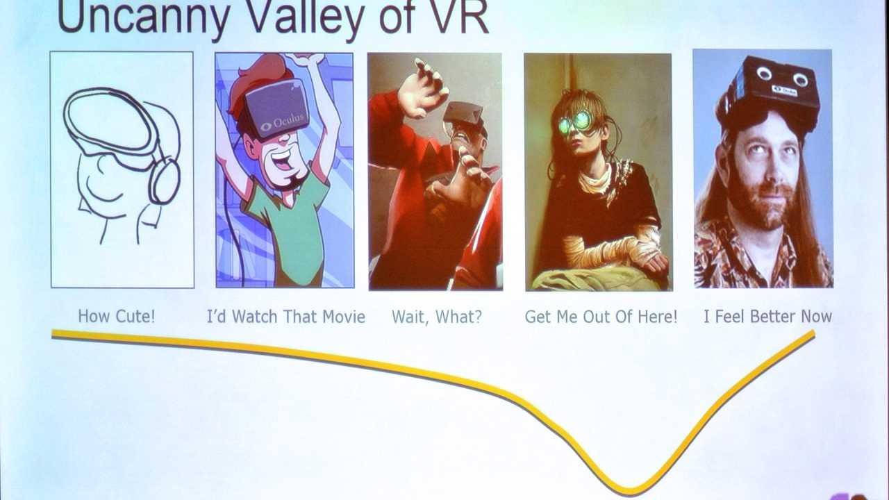 Valve: Uncanny Valley of VR