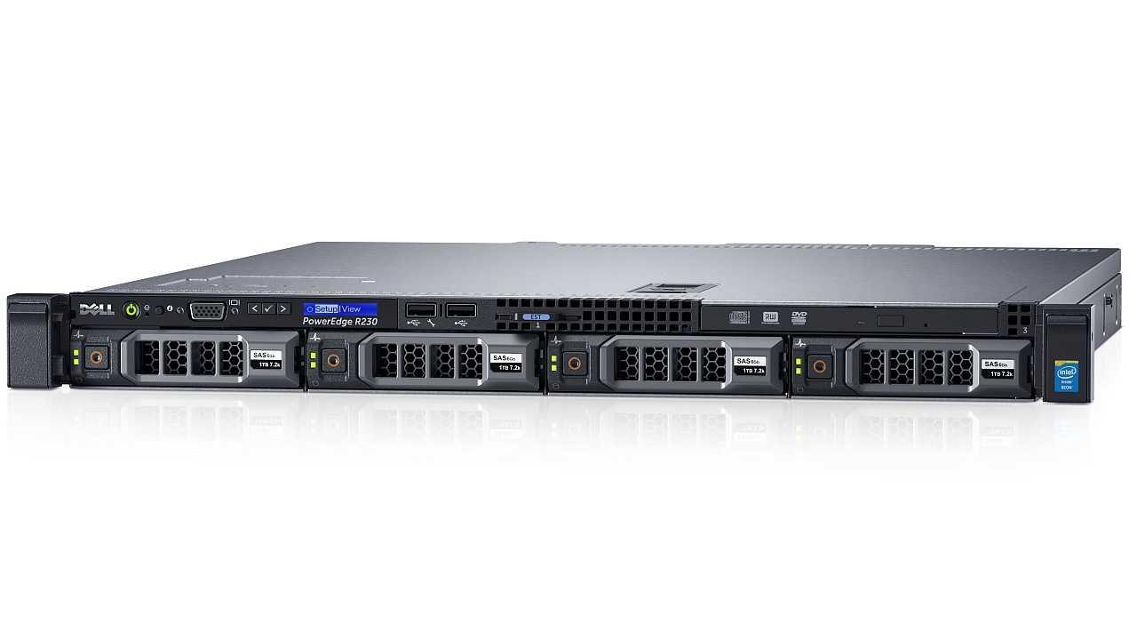 Dell PowerEdge R230